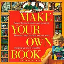 Make Your Own Book: A Running Press Discovery Kit