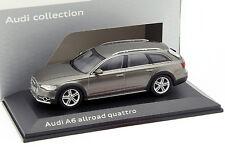 Audi A6 Allroad Quattro dakota grau 1:43 iScale