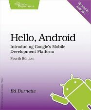 Hello, Android : Introducing Google's Mobile Development Platform by Ed...