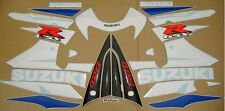 GSX-R 750 2002 complete decals stickers graphics kit set k2 adhesives aufkleber