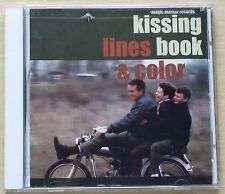 KISSING BOOK - LINES & COLOR - CD COME NUOVO (MINT)