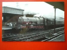 PHOTO  GWR STAR CLASS 4-6-0 LOCO NO 4000 NORTH STAR AT SHREWSBURY