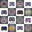 Colorful Trunks Sexy Underwear Men Boxer Briefs Shorts Bulge Underpants SoftUW26