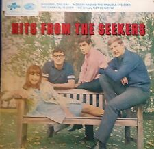 EP The Seekers Hits From The Seekers The Carnival Is Over + 3 Columbia VGC