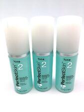 3Pk Perfect Skin 2 Kardashian Balancing Refreshing Skin Toner Face Facial Cleans