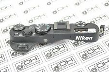 Nikon Coolpix P7700 Top Cover Shutter Mode Dial  Repair Part DH4847
