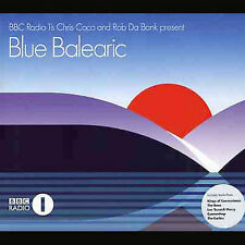 Chris Coco and Rob da Bank Present Blue Balearic * by Coco/Da Bank (2CD,...