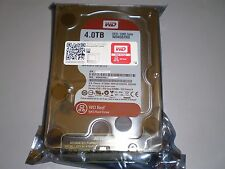 "Western Digital Red WD40EFRX 4TB SATAIII 6.0Gb/s 64MB 3.5"" internal Hard Dr"
