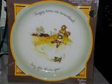 Never Opened 1972 Holly Hobbie Collector Plate AG American Greetings