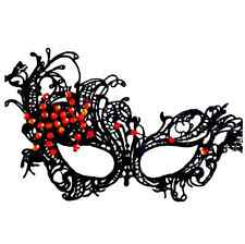 Ruby Fancy Girl Mask Black Lace Party Ball Masquerade Dress 50 FIFTY SHADES