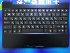 100% New ASUS TF300 TF300T RU Russia Keyboard  Dark Blue Color with frame