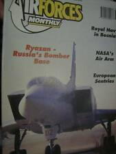 Air Forces Monthly February 1993- Ryazan/Royal Navy In Bosnia/NASA's Air Arm/Ven