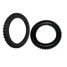 70/100-17 90/100-14 Front Rear Tyre Tire + Tube For CR85/YZ85/KX85/RM85/85SX zu