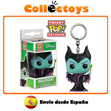 Figura-Llavero Funko Pocket Pop Keychain - Disney - Malefica - Maleficent Figure