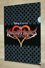 Kingdom Hearts 358/2 Days Promo grapadora Book File clear Square Enix Disney