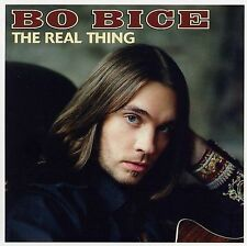 The Real Thing Bo Bice MUSIC CD