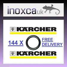 144  KARCHER HD HDS HOSE NOZZLE JET LANCE SPARE O-RING SEALS O RINGS O RING SEAL