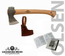 Gransfors Bruks Wildlife Hatchet Axe #415 Brand New