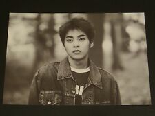EXO-M EXO DIE JUNGS PREMIUM PHOTOBOOK OFFICIAL POST PHOTOCARD POSTCARD - XIUMIN