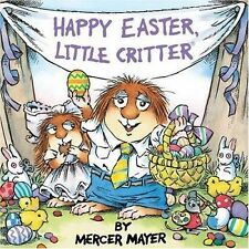 Happy Easter Mercer Mayers Little Critters Gina Mercer Paperback