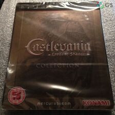 CASTLEVANIA LORDS OF SHADOW COLLECTION LIMITED STEELBOOK PS3 * NUOVO SIGILLATO PAL *