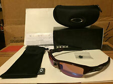 NEW Oakley Flak Jacket (AF) Sunglasses, Metallic Red / G30 Iridium, 03-883J