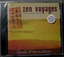 Zen Voyages:  Sands of the Kalahari (CD, 2003, Liquid 8)
