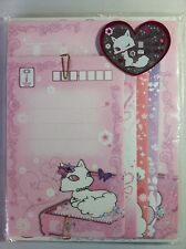 San-X Jewel Cat Four Letter Sets In One Package Made In Japan New In Package