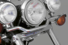 Kawasaki vn900 Clásico spotlight/driving Light Bar Soporte (sbk05)