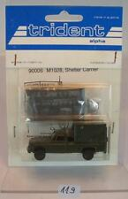 Trident 1/87 no. 90006 CHEVROLET m1028 TRUCK US Army Shelter Carrier OVP #119