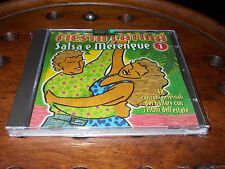 FIESTA LATINA - Salsa e Merengue 1 - 12 canzoni originali Cd ..... New