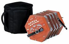 NEW Hohner Concertina Gig Bag Case Fits D 20 (Concertina not included)