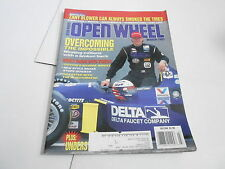 MARCH 1997 OPEN WHEEL vintage car racing magazine