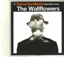 (DR850) The Wallflowers, Reboot The Mission Feat Mick Jones - 2012 DJ CD