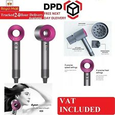 Brand New Dyson Supersonic Hair Dryer  Fuscia With 2 Year Warranty
