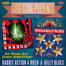 Sun Rockabilly-Rabbit Action/Rockabilly Blues 2CDCharly