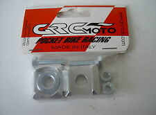 COPPIA PATTINI TENDICATENA MINIMOTO GRC MIDI RR / MIX , MINI RX / X3 .