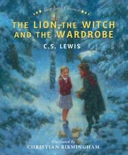 Lion, the Witch and the Wardrobe 9780007442485 by C. S. Lewis, Hardback, NEW