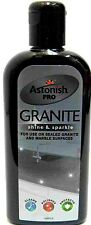 Astonish Granite Cleaner Marble Cleaner Protects Shines & Polishes Granite NEW