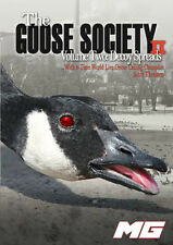 MOLT GEAR GOOSE CALL BAD GRAMMER GOOSE SOCIETY 2 DVD