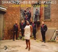 Audio CD I Learned The Hard Way - Sharon Jones & The Dap Kings - Free Shipping