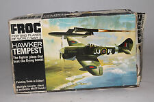FROG HAWKER TEMPEST WWII GERMAN FRENCH MILITARY, 1:72 SCALE, BOXED
