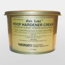 Gold Label Horse Care Hoof and Frog Hardener and Disinfectant Cream 400g