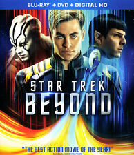 Star Trek Beyond (Blu-ray, 2016)