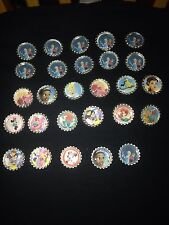 Any Style/Design 30 Disney Cruise Bottle Cap Magnets Fe Gifts/BIRTHDAY