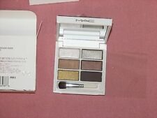 "MAC Eyeshadow Palette Snowglobe 2011 Holiday ""WARM"" - NIB - LE, Ice Parade"