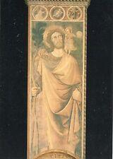 Alte Kunstpostkarte - Bologna - Giovanni da Modena - Der hl. Christopherus