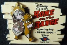 Disney Pin: DCL Home on the Range Opening Day April 2004