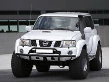 NISSAN PATROL GU Y61 WORKSHOP SERVICE MANUAL  4X4