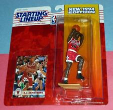 1994 B.J. ARMSTRONG Chicago Bulls Rookie - only $4 s/h - sole Starting Lineup